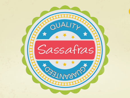 What is the Sassafras Stamp Of Approval?