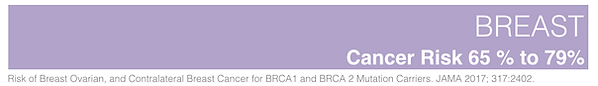Risk of Breast Cancer in BRCA