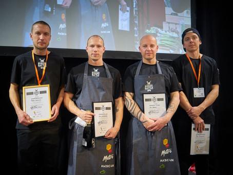 Suomen ensimmäisen Burger Battle -kilpailun voitti Pekka Koponen, Ravinteli Huberista.