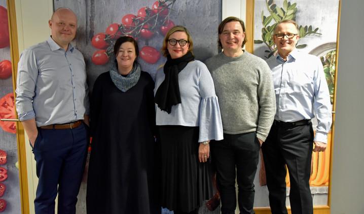 Kespro ja Food Camp Finland laajentavat yhteistyötä palveluliiketoimintamallin kehittämisessä