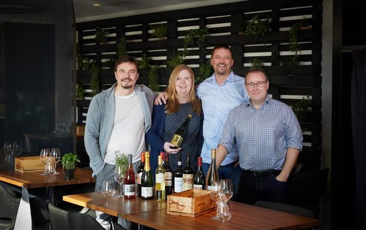 Olo Group -konserni panostaa viineihin