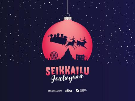 Lipunmyynti vuoden 2018 joulunäytöksiin on auki!