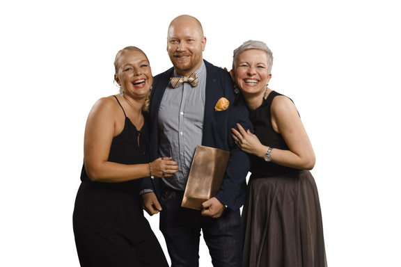 Food Camp Finland voitti Evento Awardsissa