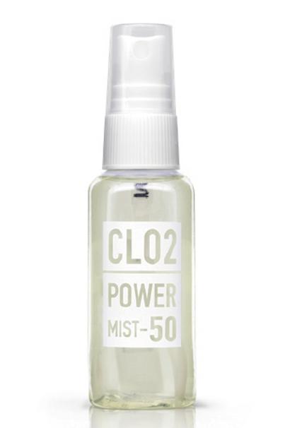 純二氧化氯水POWER MIST-50