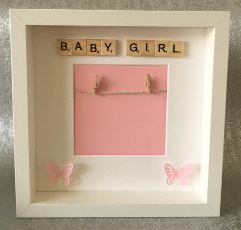 Baby Girl Scan | Home | Frames With Love