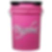 6 Gallon Bucket - Pink