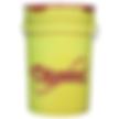 6 Gallon Bucket - Yellow