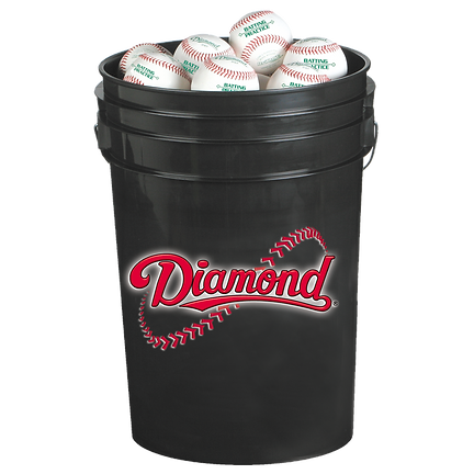 Diamond Baseball Bucket Combo