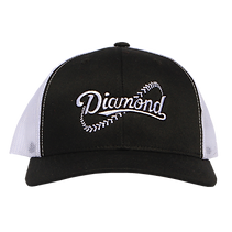 Diamond Seam Cap