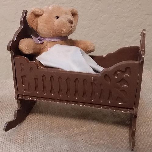 Chocolate cradle