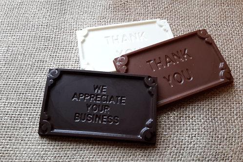 Appreciation bars