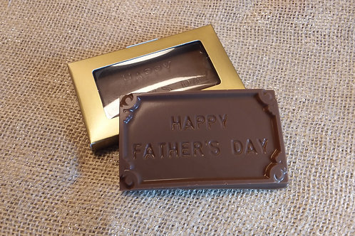Father's Day bar