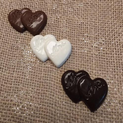 Mr/Mrs hearts