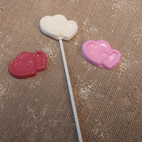 Double rope hearts