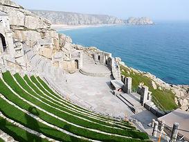 Minack Theatre Porthcurno Cornwall