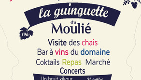 La guinguette du Moulié !