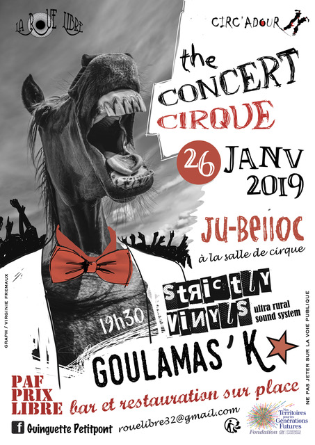 Concert Cirque 2019