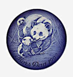 1992 B&G Panda with Cubs