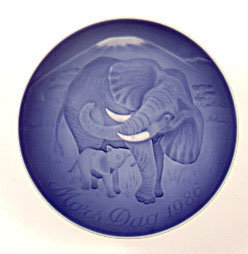 1986 B&G Elephant & Calf