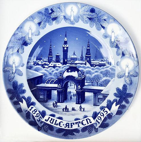 B&G Centennial Platter 1895-1995 (Large)