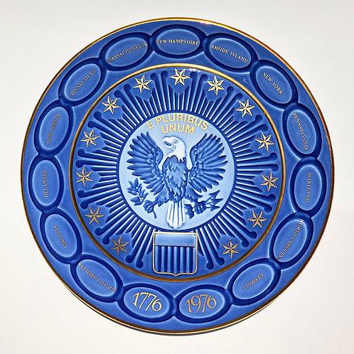 B&G Plate 1776-1976 E Pluribus Unum