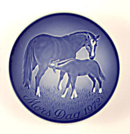 1972 B&G Horses