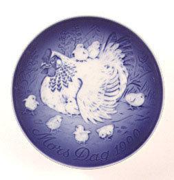 1990 B&G Hen and Chicks