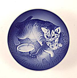 1971 B&G Cat and Kittens