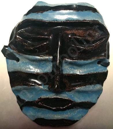 Mapuche Mask