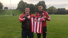 The Day John Egan Came To Training
