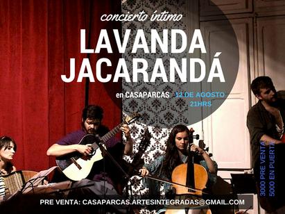Lavanda Jacaranda