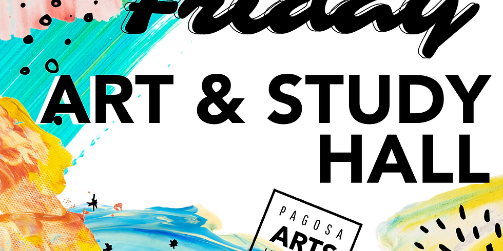FRIDAYS: PAI Art and Study Hall for Kids (k-4) (2)