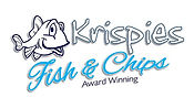 Krispies Fish & Chips sponsors Exmouth Swimming and Life Saving Society