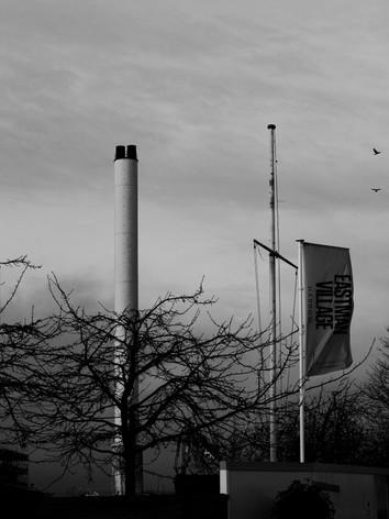 Kodak Eastman Chimney London