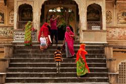 Galtaji: The Monkey Temple, Jaipur