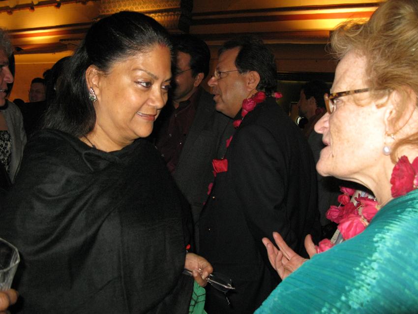 Vasundra Raje