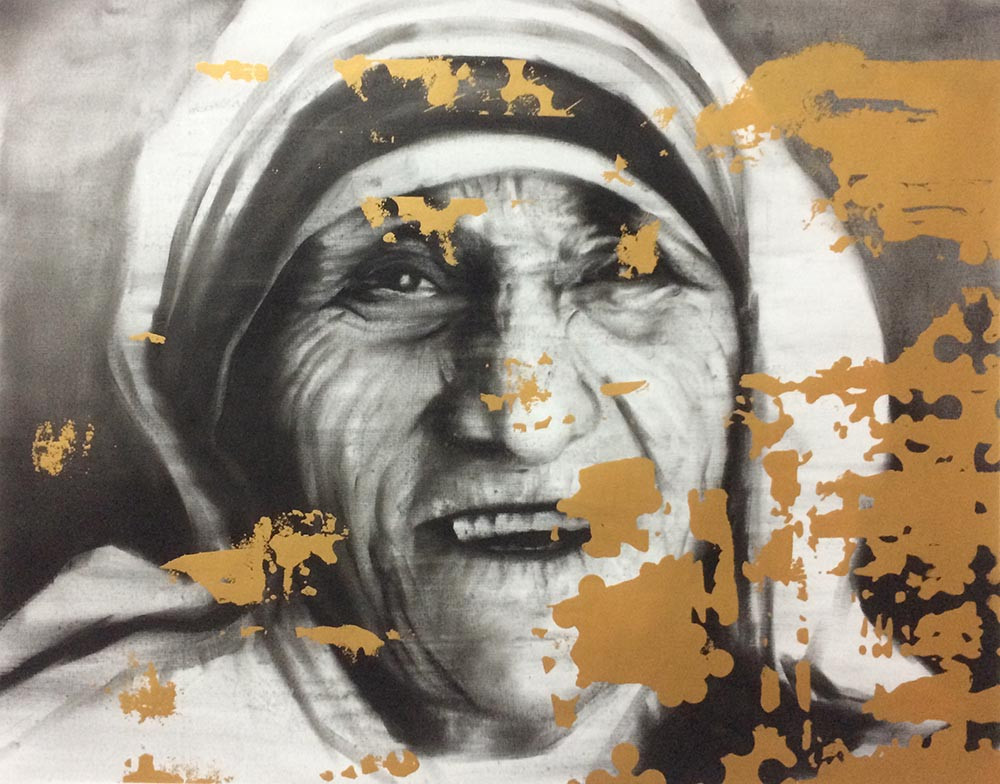 Heroes Series # 3 - MOTHER THERESA