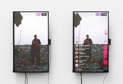 Exonemo - Live Streams - monitors, singl