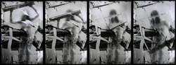 Erika Ernawan - 4 panels of gesture - 50