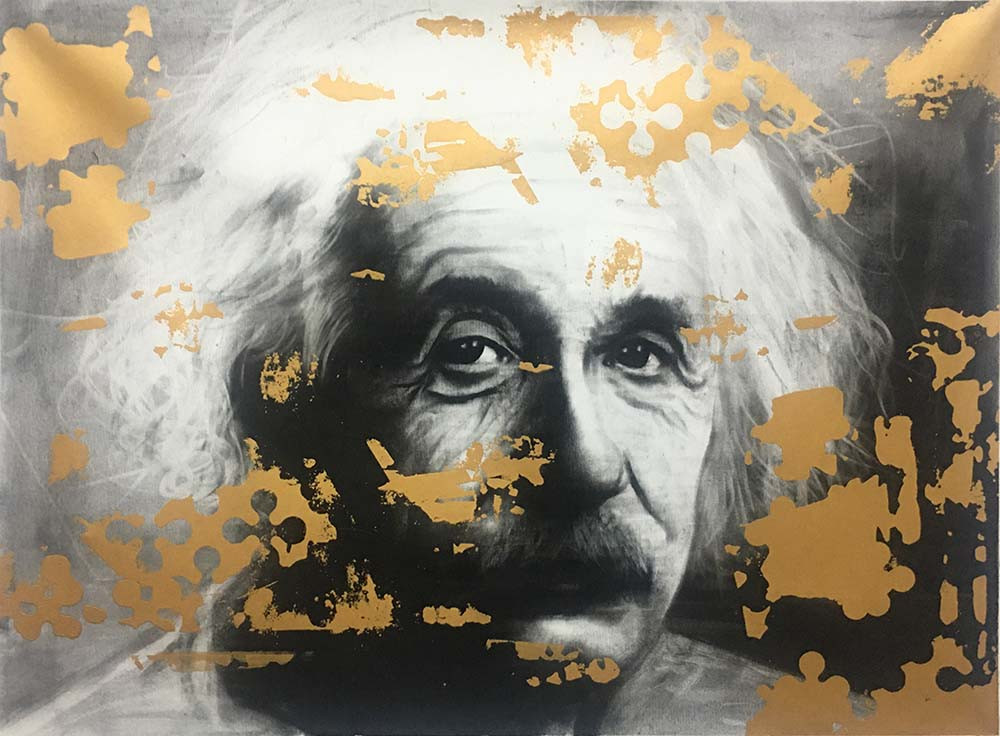 Heroes Series # 4 - EINSTEIN