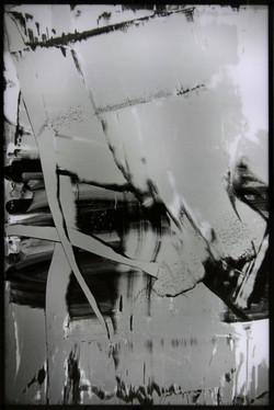 Erika Ernawan - 1 Panel of Gesture      - Digital Print on Perspex - LED - 60 x 90 cm - 2017