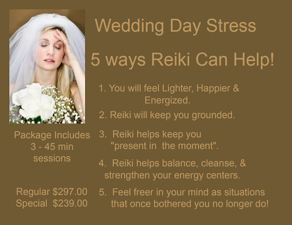Wedding Day Stress changed price to $239