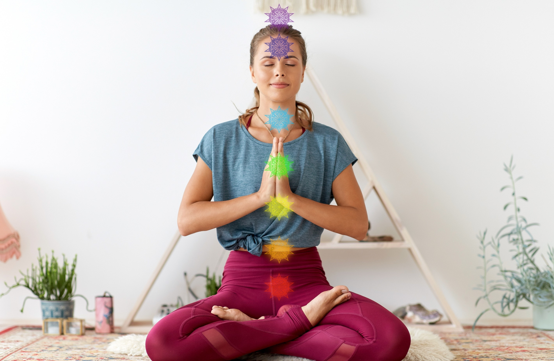 Reiki Balancing Your Chakras