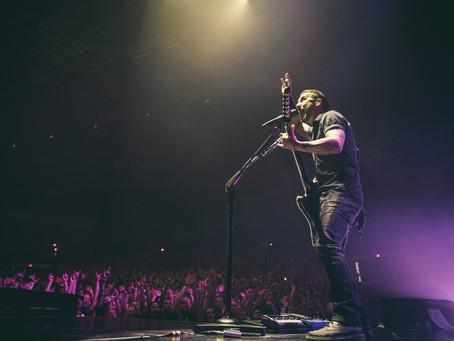Godsmack w/ Halestorm, Monster Truck bring When Legends Rise Tour to Madison, Wisconsin - 9/21/2019