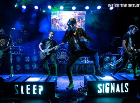 Sleep Signals rocks Waterbury with hometown boys Soldiers of Solace