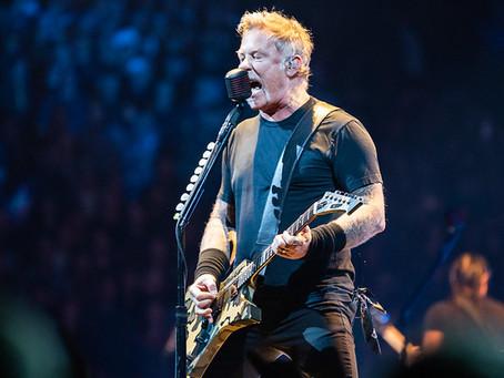 Metallica Rocks Boise, ID 11/28/18