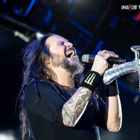 Korn & Alice in Chains - Xfinity Theater - Hartford, CT 8/10/19