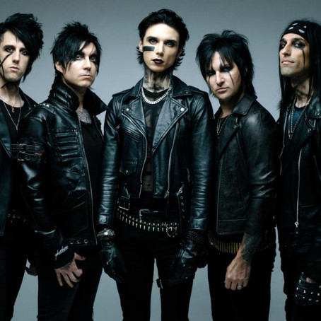 Black Veil Brides Release 'THE NIGHT' The First In A Series Of Duologies