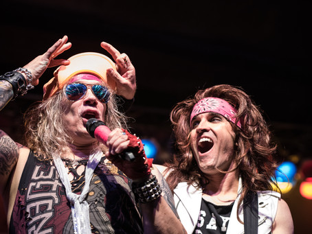 Steel Panther - The Webster Theatre - 4/29/18