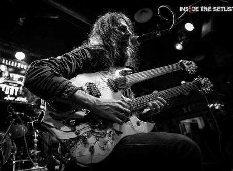 Bumblefoot ROCKS Waterbury, CT on David Ellefson's BASSTORY Tour - 11/25/18